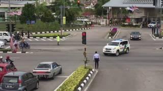 Video Pasukan Polis Pengiring dan Pengawal Peribadi YDPA Sultan Muhammad V MP3, 3GP, MP4, WEBM, AVI, FLV Mei 2018