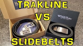 The Kore Trakline VS SlideBelts