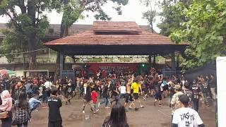 SINUSITIS Jakarta DeathMetal live at