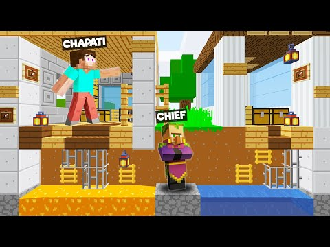 CHIEF KIDNAP HO GEYA | MINECRAFT