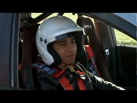 Hamilton - Behind the scenes with Formula One racing driver Lewis Hamilton as he takes on the Top Gear circuit. Subscribe to see all the reviews, races and challenges: ...