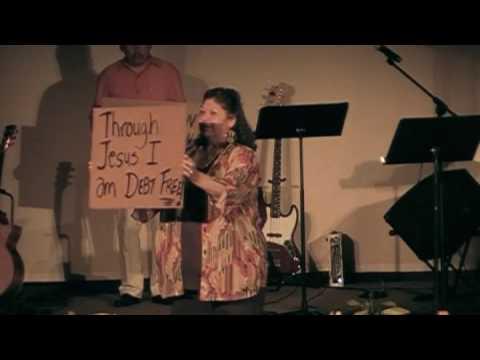 Laguna Christian Center cardboard testimony