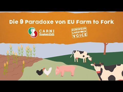 Die 9 Paradoxe von EU Farm to Fork
