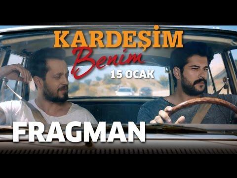 """""""Kardeşim Benim"""" Filminden İlk Uzun Fragman Yayınlandı!"""