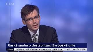 Rusko se pokouší ovlivňovat veřejné mínění, spor mezi Zemanem a BIS rozvrací společnost