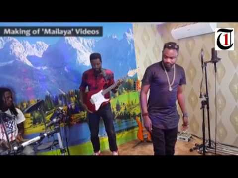 Adam Zango launches new recording studio