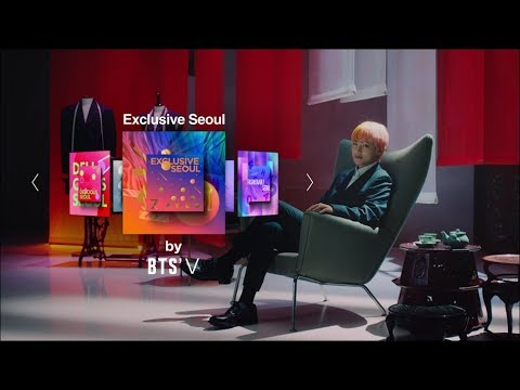[2018 Seoul City TVC] Exclusive Seoul by BTS' V