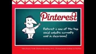 Pinterest in Education