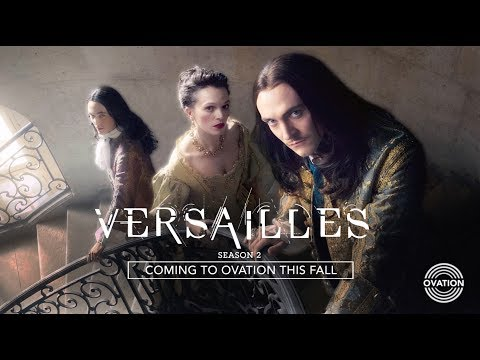 Versailles Season 2 Teaser