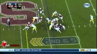 Zack Martin vs Stanford (2013)