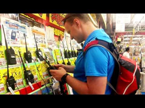 Inżynieriada #016 - The Best radio amateur shop, EVER. (Akihabara Tokyo Japan - EN subtitles). (видео)