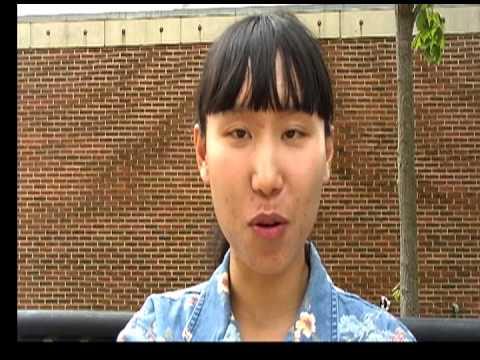 Christian Testimony ( A Chinese girl)