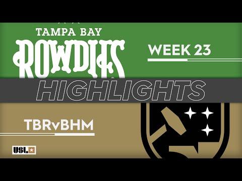 Tampa Bay - Бирмингем 0:1. Видеообзор матча 11.08.2019. Видео голов и опасных моментов игры