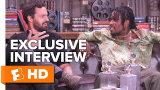 Jake Johnson & Shameik Moore on Their Peter Parker/Miles Morales Chemistry | Fandango