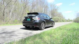 2012 Subaru Impreza WRX Five-Door - WINDING ROAD Quick Drive