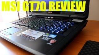 MSI GT70 Review (Gaming Laptop)