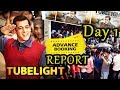 Tubelight Advance Booking Gets Good Response On First Day I Eid 2017