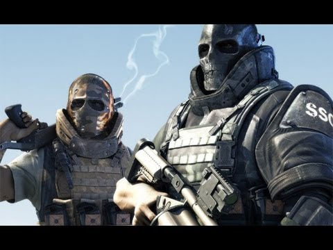 preview-Army of Two: 40th Day - Playthrough Part 1 - Shanghai Streets [HD] (MrRetroKid91)