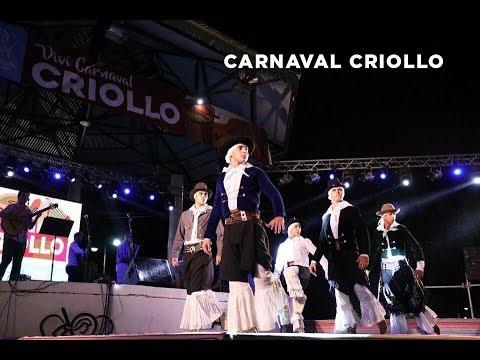 Miles de familias participaron del Cranaval Criollo