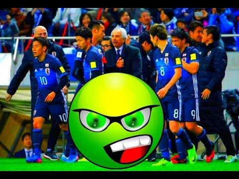 اليابان وتايلاند  28-03-2017 تصفيات آسيا المؤهلة لكأس العالم 2018 HD