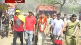First Kumbha mela 2070/71 Sunsari report by avenues TV