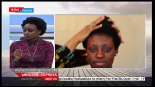 Weekend Express: Natural Hair Care, 25/9/2016