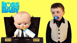 Video DREAMWORKS The Boss Baby Magic Bottle gets STOLEN video parody Hilarious Kids Entertainment Video MP3, 3GP, MP4, WEBM, AVI, FLV April 2018