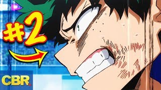 Video The Strongest My Hero Academia Characters Ranked From Worst To Best (Class 1-A) MP3, 3GP, MP4, WEBM, AVI, FLV Juni 2019