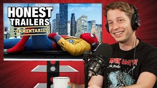 Video Honest Trailer Commentaries - Spider-Man: Homecoming MP3, 3GP, MP4, WEBM, AVI, FLV April 2018