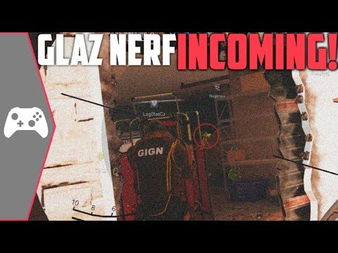 Glaz Nerf Incoming! | Rainbow Six Siege Operation Health News