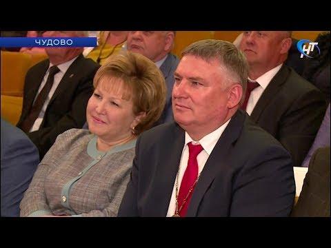 Николай Хатунцев официально вступил в должность главы Чудовского района