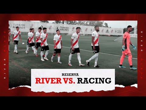 [Reserva] River Plate vs. Racing Club - EN VIVO