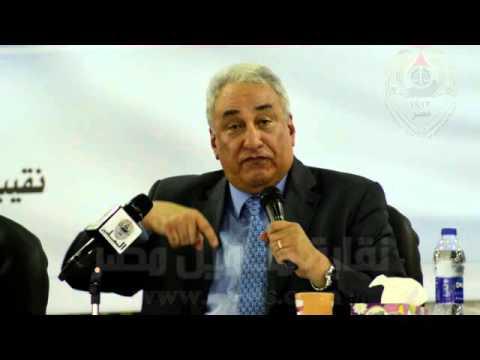 بالفيديو: عاشور يعلن عن مواعيد انتخابات مجلس نقابة المحامين العامة