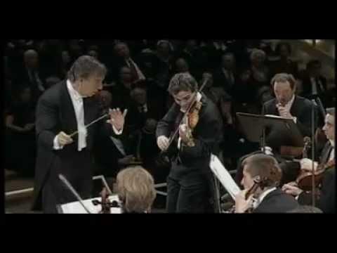 Sarasate-Bizet - Carmen Fantasy (G. Shaham)
