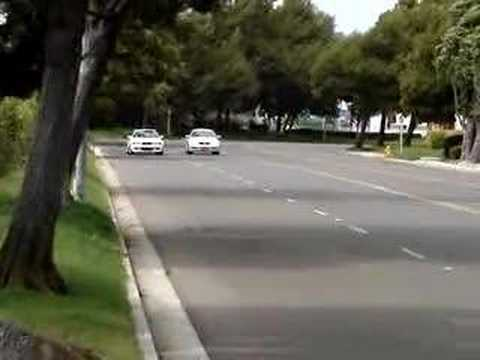 2005 BMW E46 ///M3 vs 2007 BMW 335i (Race 3)