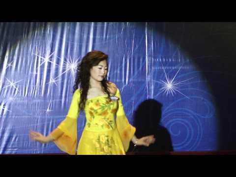 Hoàng Thị Hà  Trang SBD 094 Múa lung linh Mai vàng