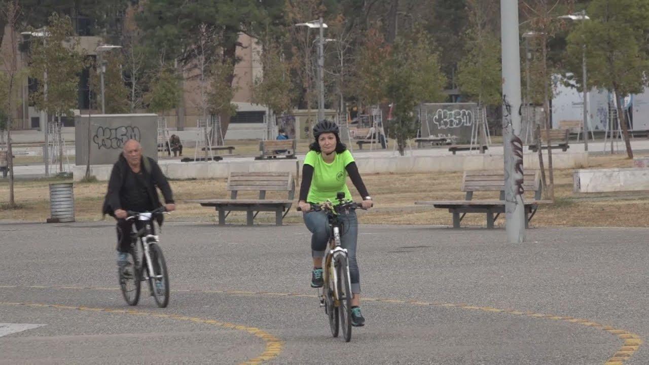 Η ποδηλατοκίνηση στη Θεσσαλονίκη