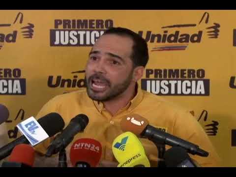 Edinson Ferrer: El 3 y 4 es la oportunidad para que los venezolanos tengan partidos políticos como instrumento de lucha contra la dictadura