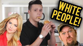 STEREOTYPES ABOUT WHITE PEOPLE