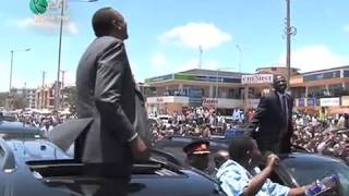 Arusha Tanzania  City pictures : President Kenyatta Travels To Arusha, Tanzania By Road