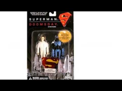 Video YouTube analysis of the Dc Direct Supermandoomsday Lex Luthor