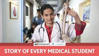 Video FilterCopy | Story Of Every Medical Student | Ft. Yashaswini Dayama MP3, 3GP, MP4, WEBM, AVI, FLV Januari 2019