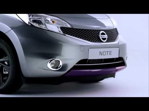 Nissan NOTE Personalisatie
