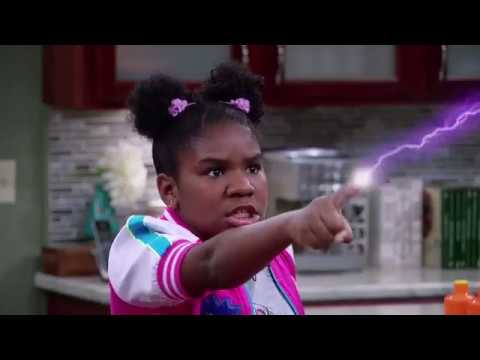 KC Undercover, 3 camera sit-com, half hour comedy, Emmy submission Season 3