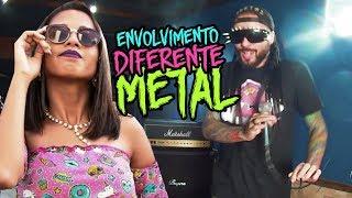 image of ENVOLVIMENTO | PARÓDIA METALEIRO (MC Loma)
