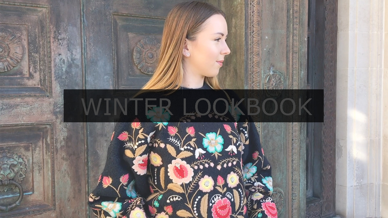 How To Style In The Winter Fashion Look Book