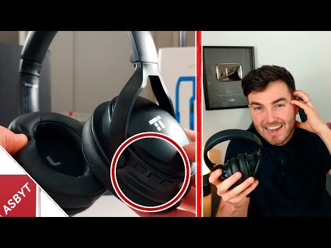 Best BUDGET Noise-Cancelling Bluetooth Wireless HEADPHONES 2018? (ANC)
