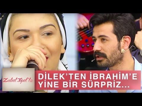 Video Zuhal Topal'la 137. Bölüm (HD) | Dilek'ten İbrahim'e Bir Büyük Sürpriz Daha! download in MP3, 3GP, MP4, WEBM, AVI, FLV January 2017