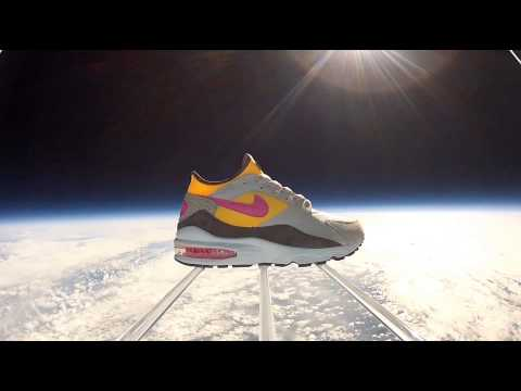 size? x Nike Air Max 93   Maximum Air Programme