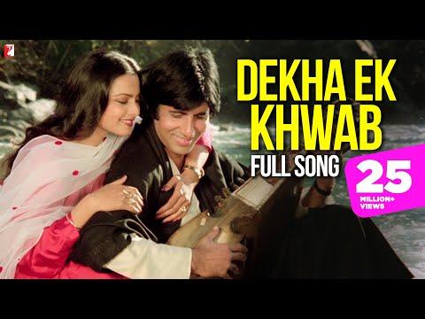 Dekha Ek Khwab -  Silsila(1981)